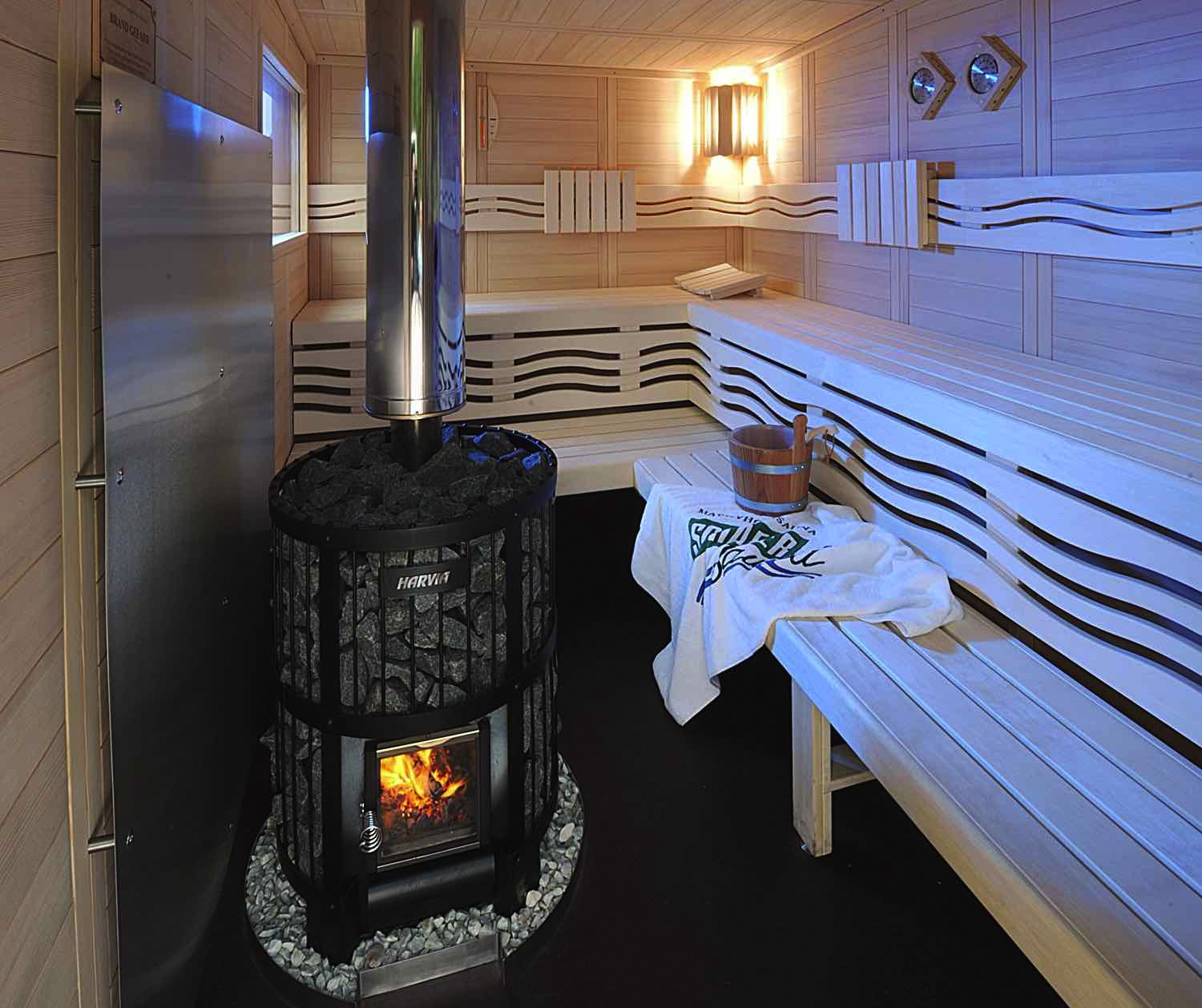 sch fer sauna. Black Bedroom Furniture Sets. Home Design Ideas